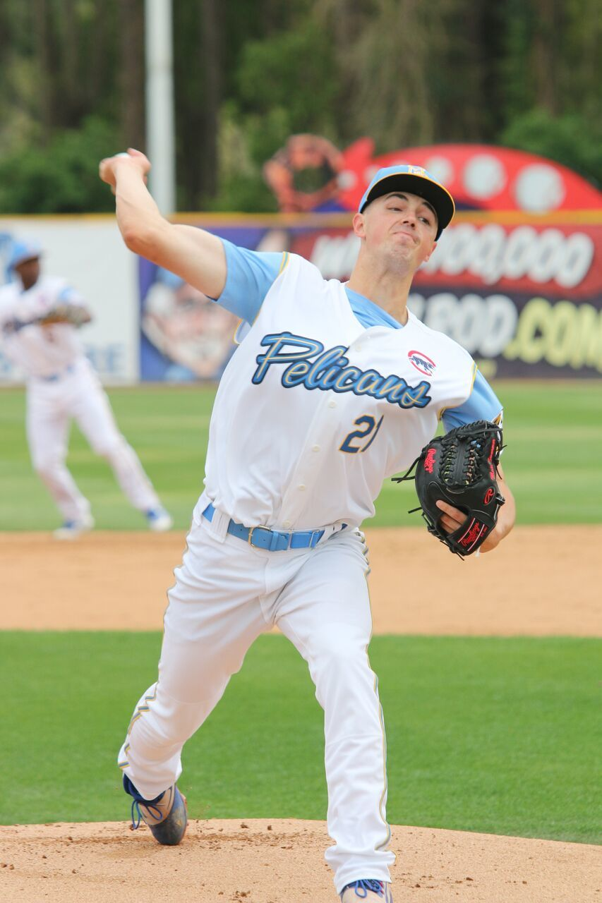 A Night In The Pipeline 4-6-2019